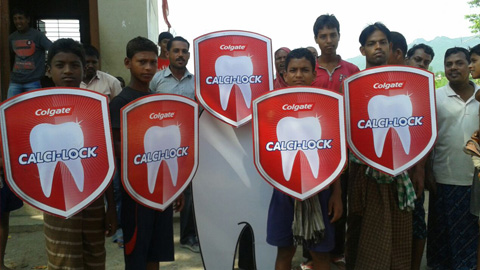 Karod Daant (Tooth) Calci Lock Campaign