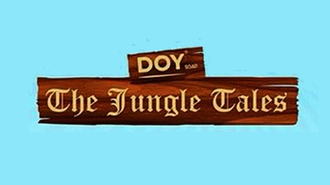 Doy Soaps Bath Buddies and Jungle Story Book