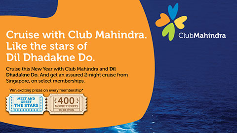 Club Mahindra-Dil Dhadakne Do